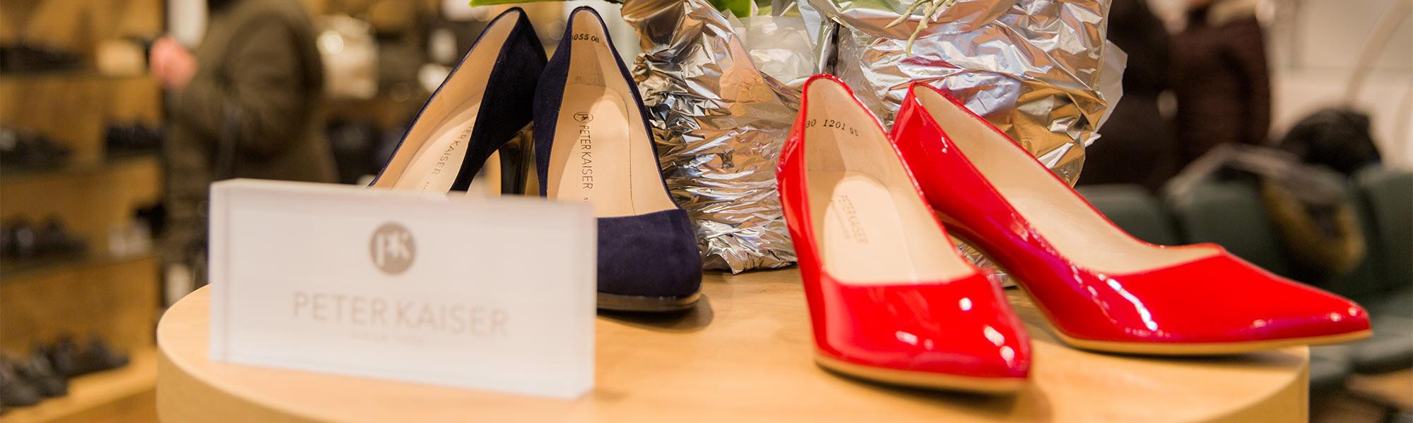 Bequeme Schuhe — in schön