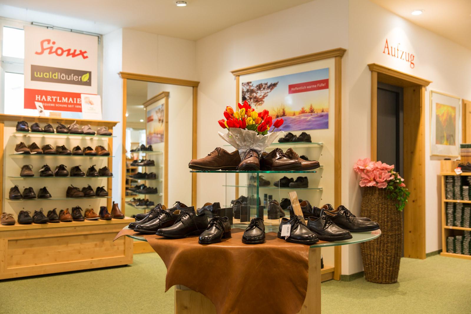 Hartlmaier - Bequeme Schuhe seit 1896