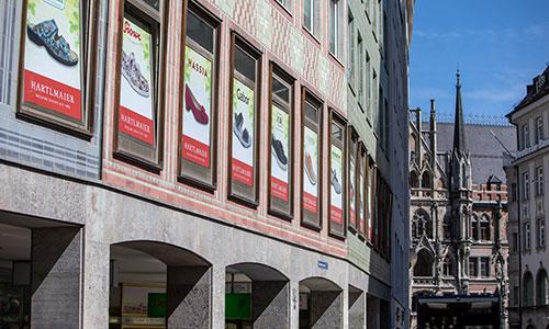 Schuhgeschäft München